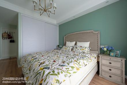 家居卧室设计案例卧室1图