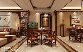 日式别墅大厨房装修厨房台面设计