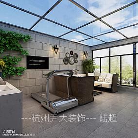 简约文艺风格公寓装修效果图