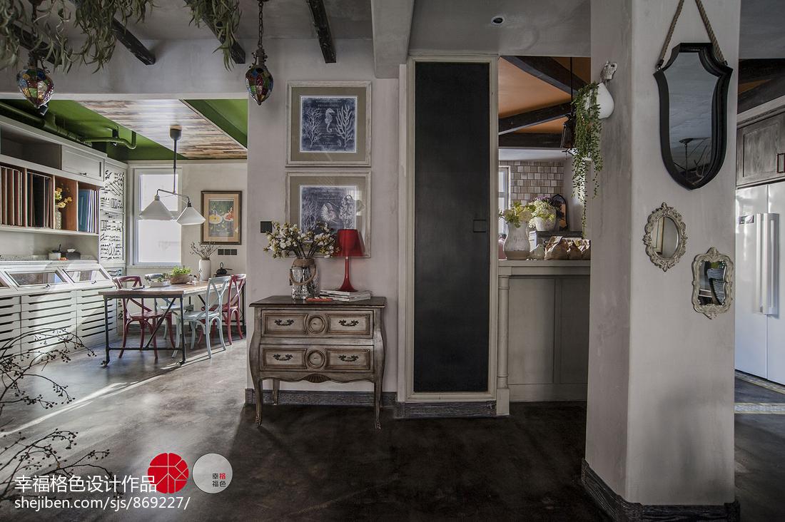 华丽76平混搭三居客厅装修装饰图客厅