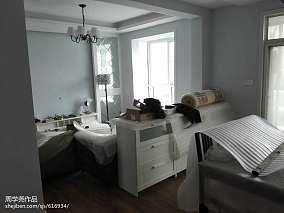 精美90平米三居客厅北欧欣赏图