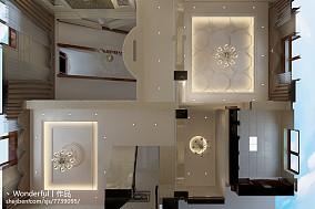 现代简约斜顶阁楼设计