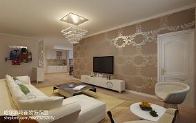 现代风格三居室装修效果图欣赏