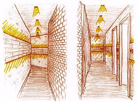 欧式餐厅垭口设计图