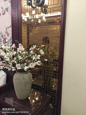 精选别墅客厅中式装修图片大全
