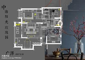 大气60平米老房子装修图