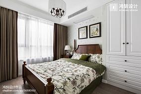 休闲美式卧室装修