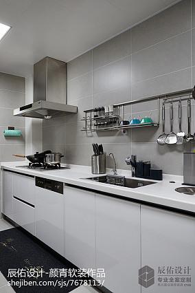 小户型厨房置物架