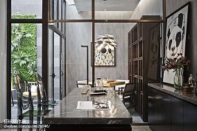 热门面积144平别墅休闲区现代装修效果图片