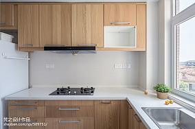 201896平米三居厨房日式效果图片欣赏