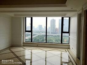 温馨99平新古典三居客厅装修美图