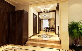 客厅浅色木地板图片