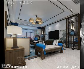 日式高档装修卧室图片