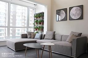 日式二居室设计装修图片