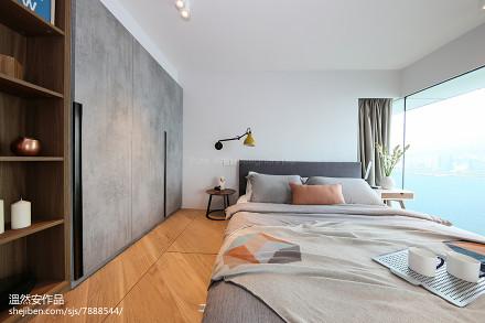 热门三居卧室效果图片欣赏卧室