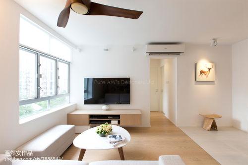 香港ApartmentNatura61-80m²二居现代简约家装装修案例效果图