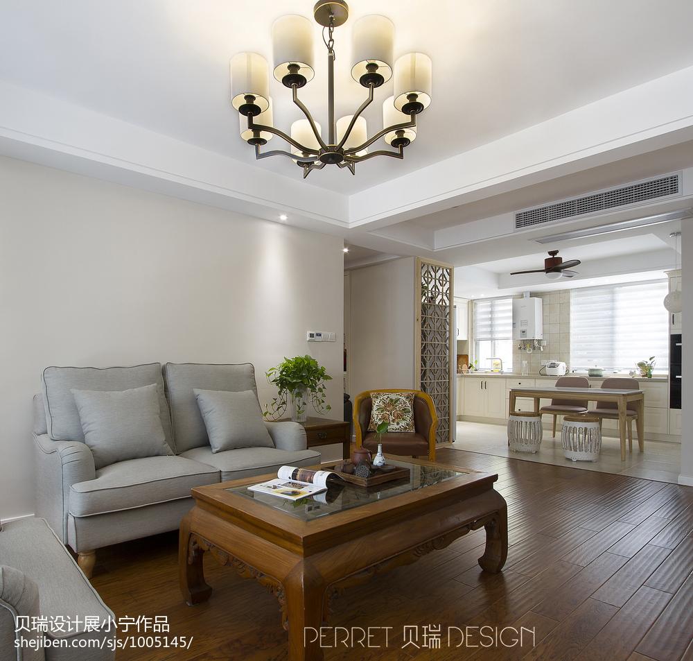 三室客厅装修