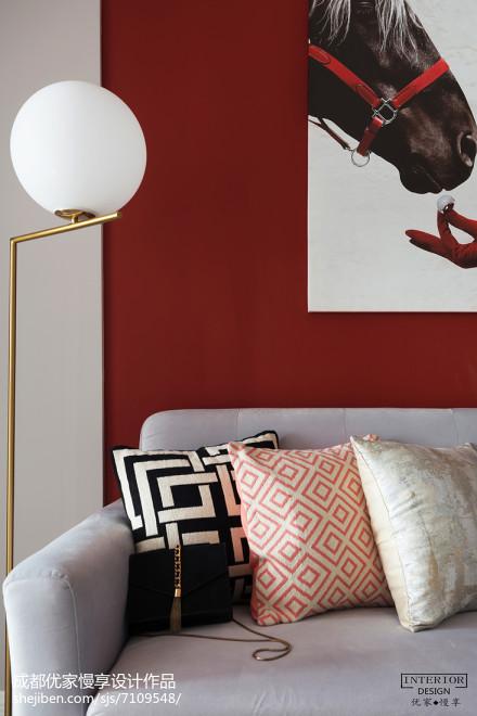 精选小户型客厅现代设计效果图