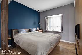 2018精选小户型卧室北欧装修设计效果图片欣赏
