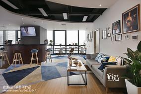 fitness私教中心休息区设计图片201-500m²家装装修案例效果图