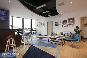 fitness私教中心休闲区装修图片201-500m²家装装修案例效果图