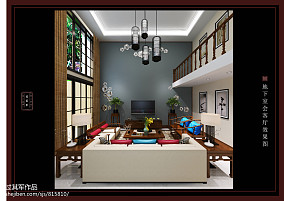 现代时尚家装复式设计