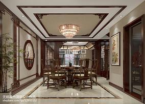 精美别墅中式装修图