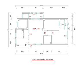 小户型中式装修客厅