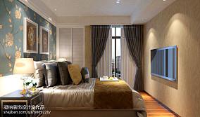 精选小户型卧室简欧装饰图片大全