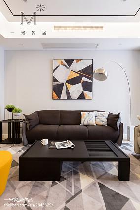 热门142平米现代别墅客厅装修欣赏图片