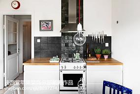 新房家居厨房吧台装修效果图