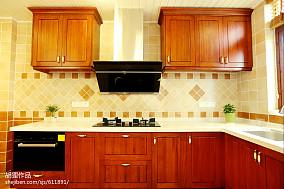 大气77平北欧三居厨房图片大全餐厅北欧极简设计图片赏析