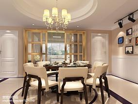 北欧设计装修130平米四居室效果图大全欣赏