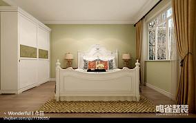新古典设计风格两居室装修图片