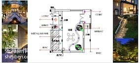 精美143平米中式别墅装修欣赏图