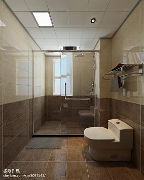 六平米卫生间装修图