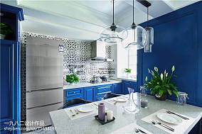 温馨美式家庭二居装修案例