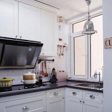 精选二居厨房装修效果图