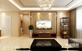 东南亚混搭风格一房装修效果图