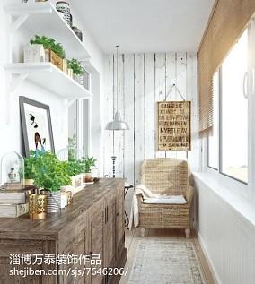 清美简约式家装客厅装修图