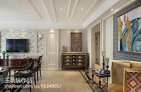140平方客厅装修效果图