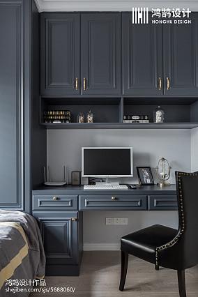 精选三居休闲区美式装修欣赏图片三居美式经典家装装修案例效果图