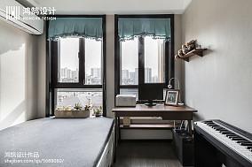 精选面积72平现代二居儿童房装修效果图片