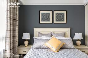 精美大小142平美式四居卧室装修效果图片四居及以上美式经典家装装修案例效果图