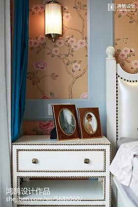 精选大小94平现代三居卧室装修效果图片欣赏