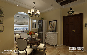 欧式别墅设计客厅案例