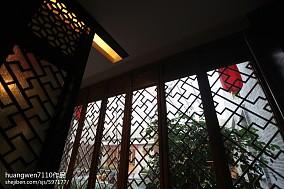 精美别墅中式装修欣赏图片