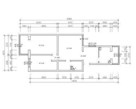典雅25平日式小户型设计图