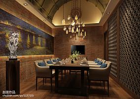 西餐厅家具图片大全