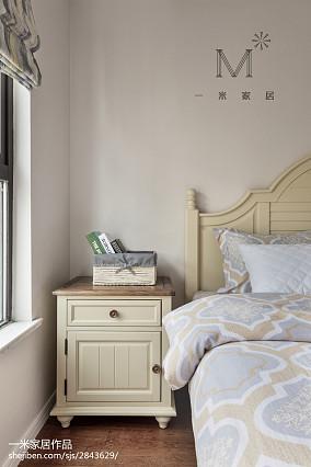 热门面积94平美式三居卧室装修效果图家装装修案例效果图